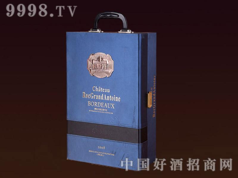 卡斯特卢克酒庄干红葡萄酒 蓝盒