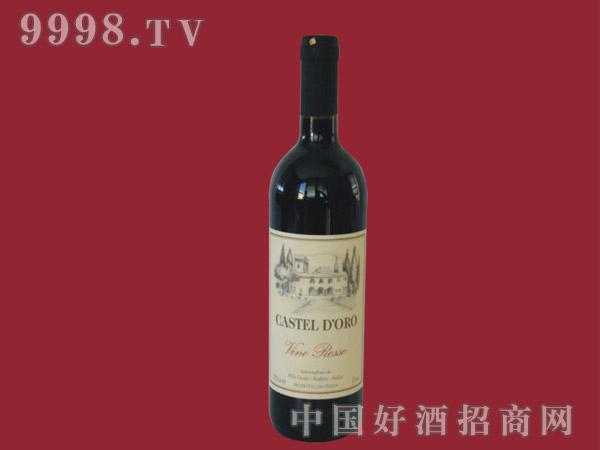 金城堡干红葡萄酒