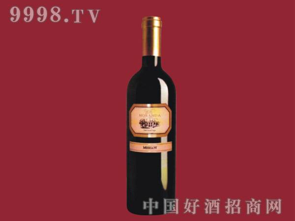米兰特·梅乐干红葡萄酒