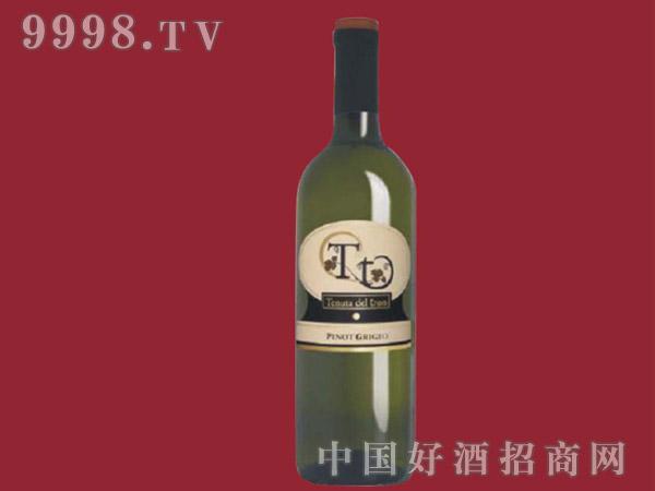 桐堡·灰比诺干白葡萄酒