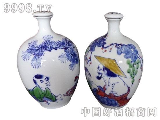 10斤手绘(坛)