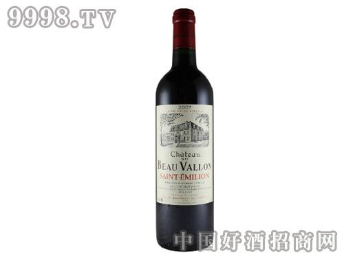 德布威龙酒庄干红葡萄酒