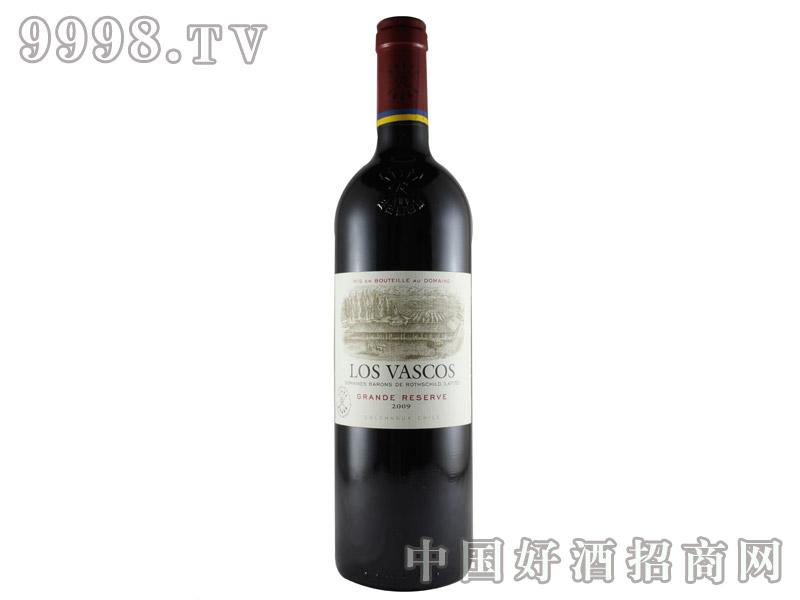 巴斯克特级藏酿红葡萄酒