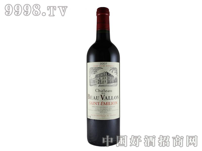 2007德布威龙酒庄干红