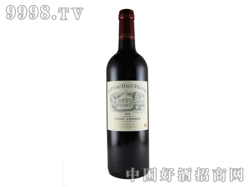 2008维金傲酒庄干红