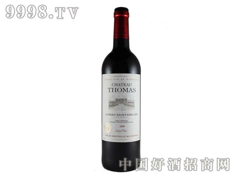 2009葡马斯酒庄干红