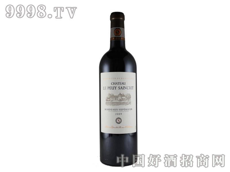 2009萨爱威龙酒庄干红