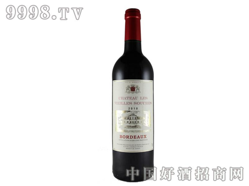 2010威乐苏驰酒庄干红