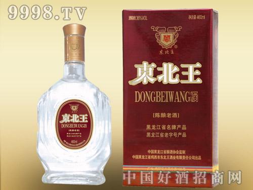 东北王酒陈酿老酒