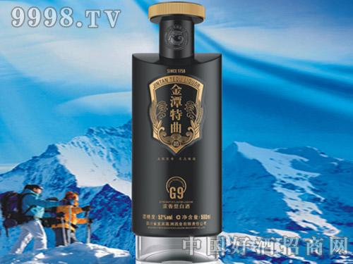 金潭特曲-白酒招商信息