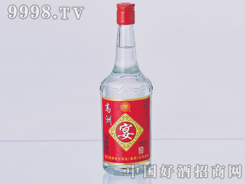 高洲宴单瓶