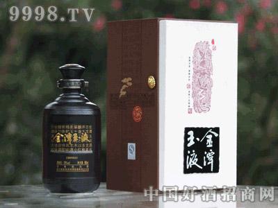 金潭玉液(黑瓶)-白酒招商信息