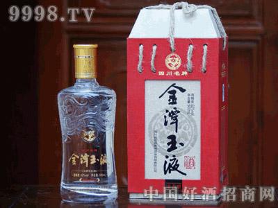 金潭玉液浓香型(玻璃瓶)
