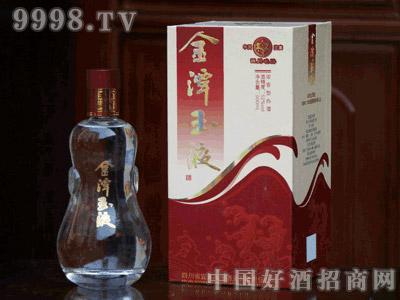 金潭玉液 浓香型(葫芦瓶)-白酒招商信息