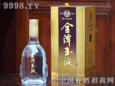 金潭玉液 浓香型(黄)-白酒招商信息