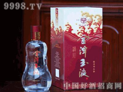 金潭玉液 浓香型白酒-白酒招商信息