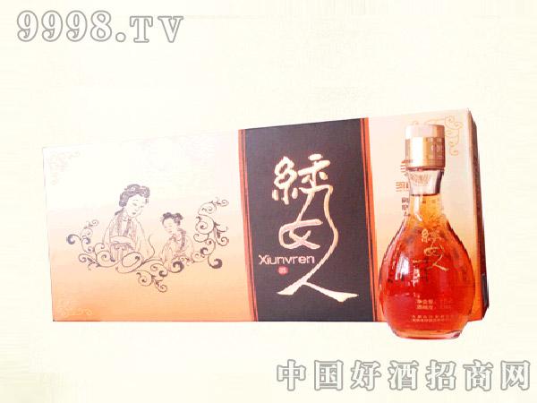 125ml绣女人-保健酒类信息