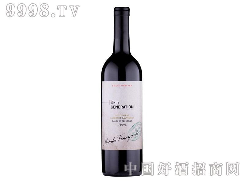 第六代2007干红葡萄酒