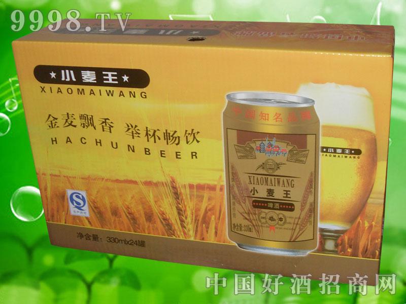 澳德旺ADW007 330ml小麦王易拉罐