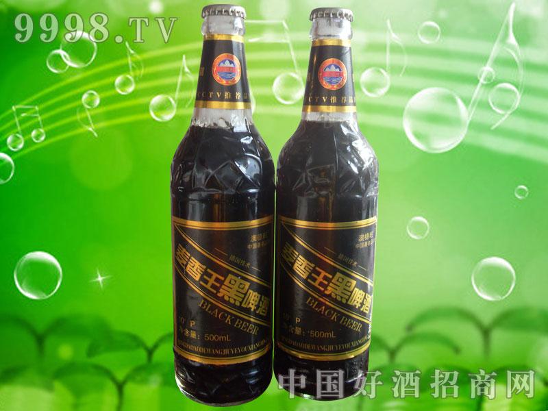 澳德旺500ml麦香王原浆黑啤