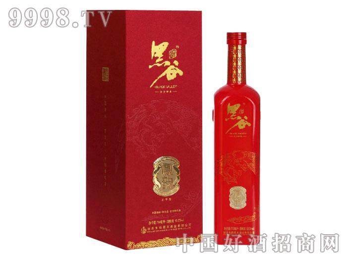 朱�q有机黑谷酒-凤韵版750ml