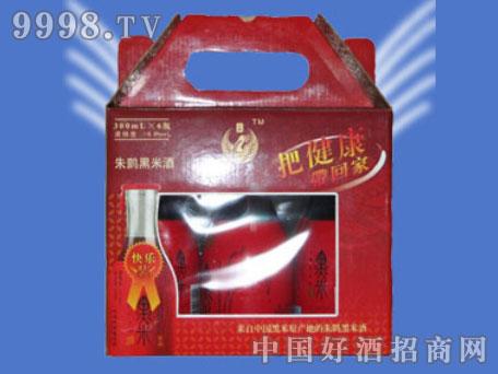 朱�q黑米酒(快乐装)