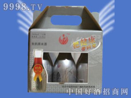 朱�q黑米酒(时尚装)