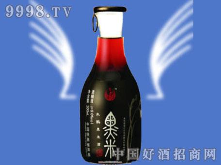 朱�q黑米酒(黑标)