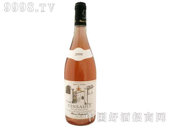 法国杜邦酒庄神索桃红葡萄酒