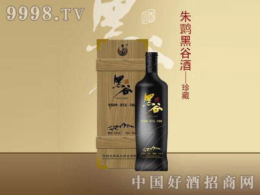 朱�q黑谷酒-珍藏750ml