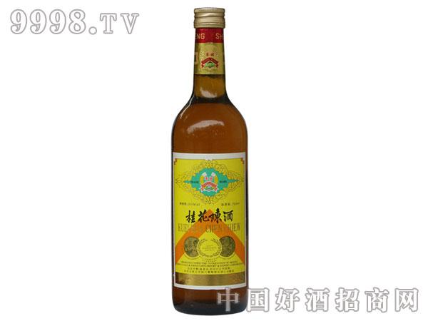桂花陈酒(丰收牌)