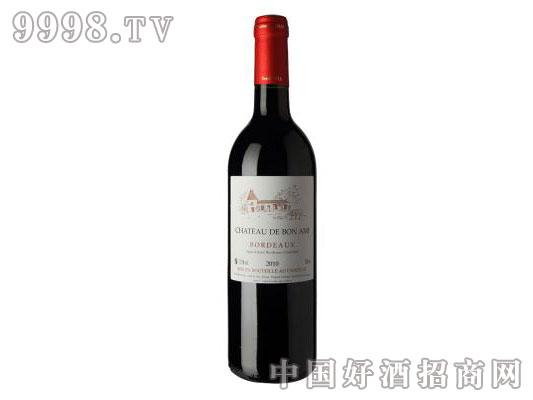 良友酒庄红葡萄酒2010