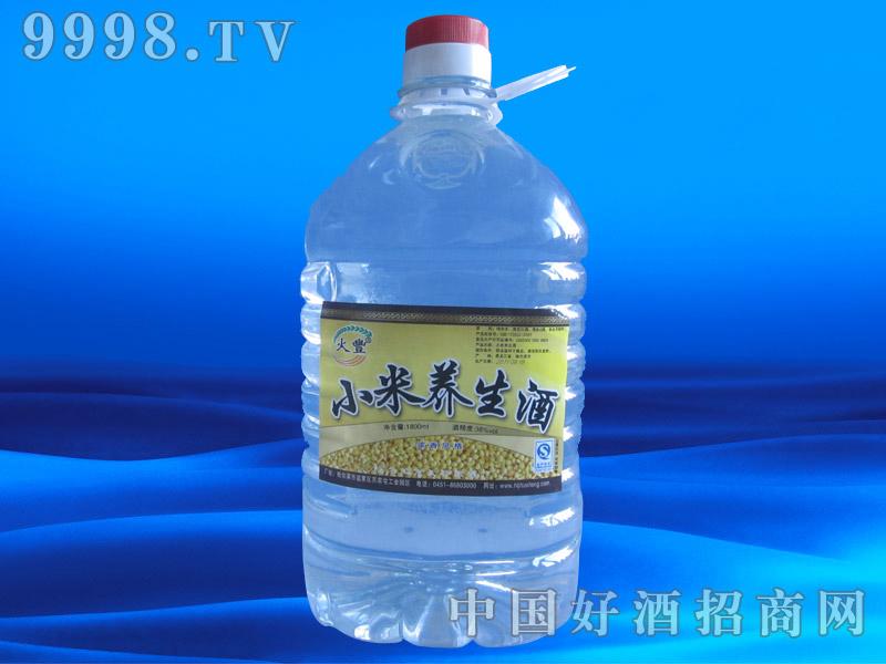 小米养生1800ml桶酒