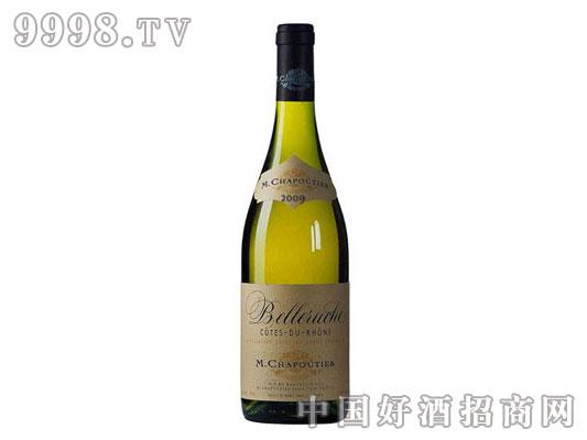莎普蒂尔罗纳谷白葡萄酒2009