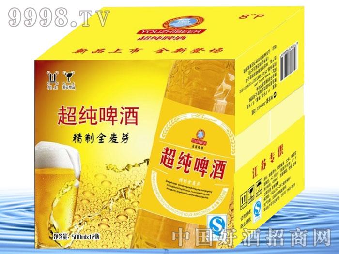 超纯啤酒500ml