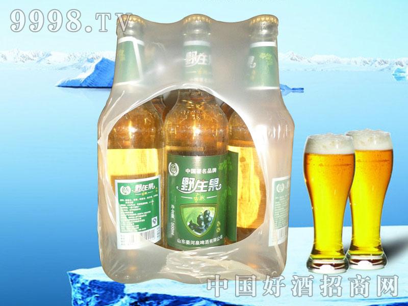 野生果白瓶果啤