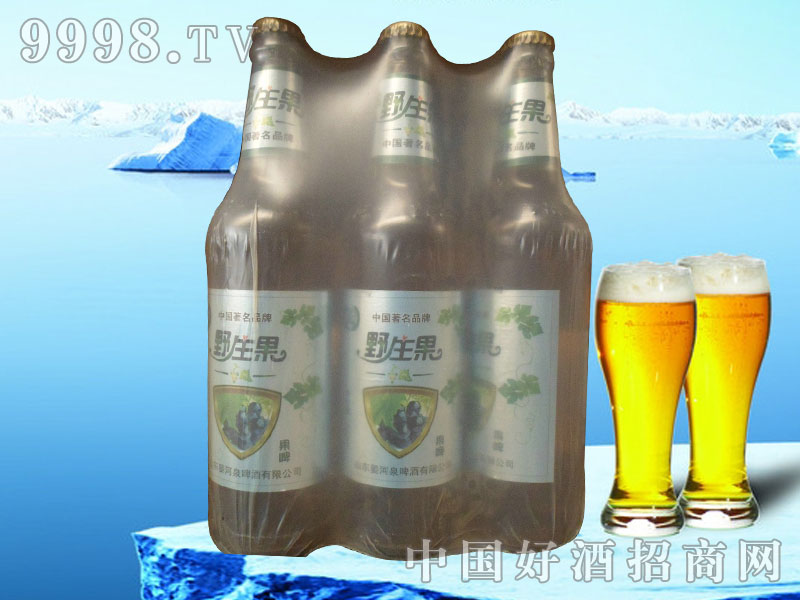 白瓶野生果果啤