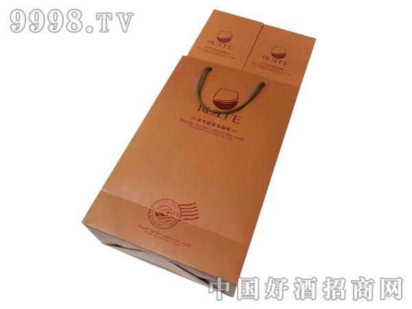 纸袋包装(双盒)