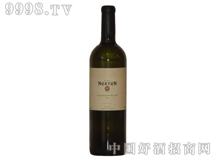 诺顿庄园白标白苏维翁白葡萄酒