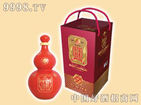3L苗寨贡酒(禄福瓶)52%vol