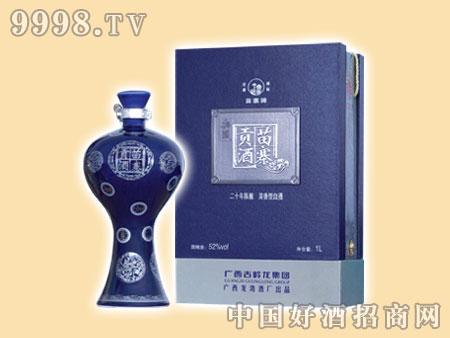 1L苗寨贡酒(典藏)52%vol