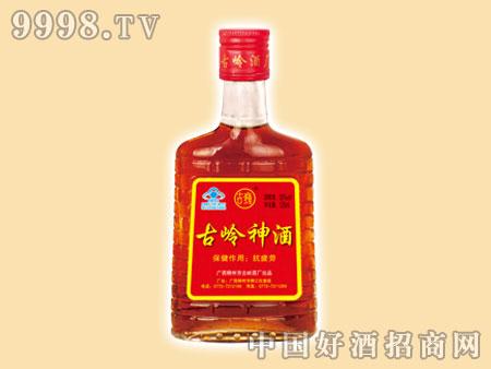 125ml古岭神酒(扁瓶)35%vol