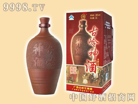 2L古岭神酒(珍品)35%vol