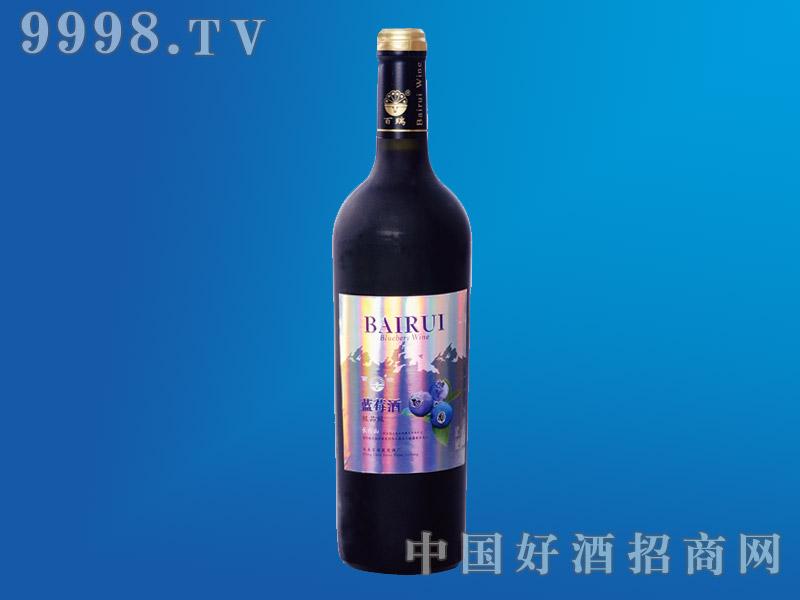 极品级蓝莓酒750ml