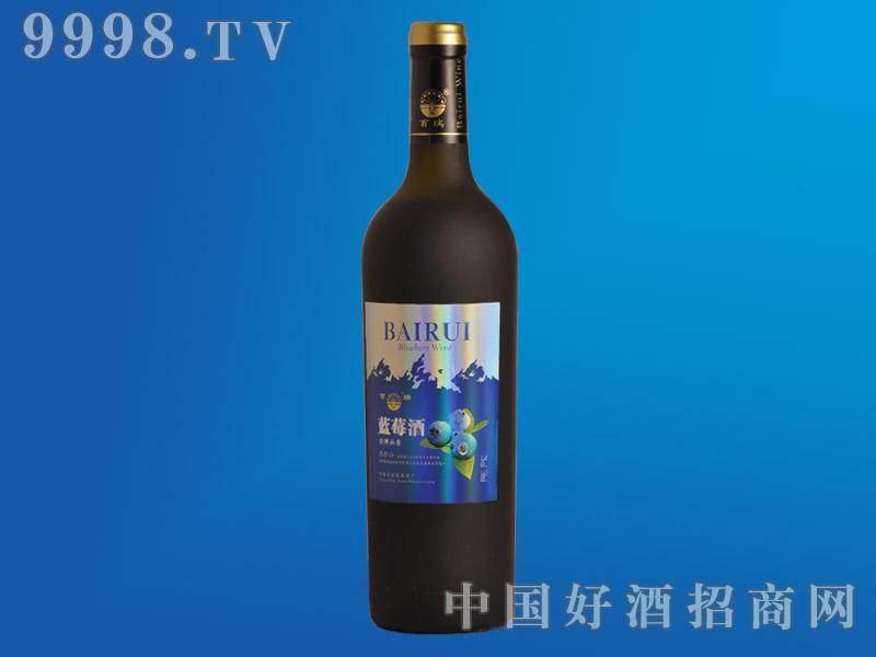 金牌品质蓝莓酒750ml