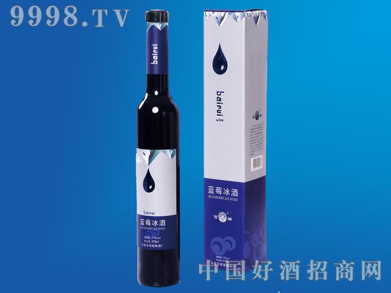 蓝莓冰酒375ml
