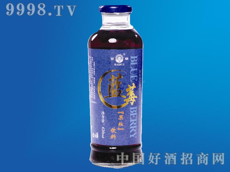 蓝莓饮料酒420ml