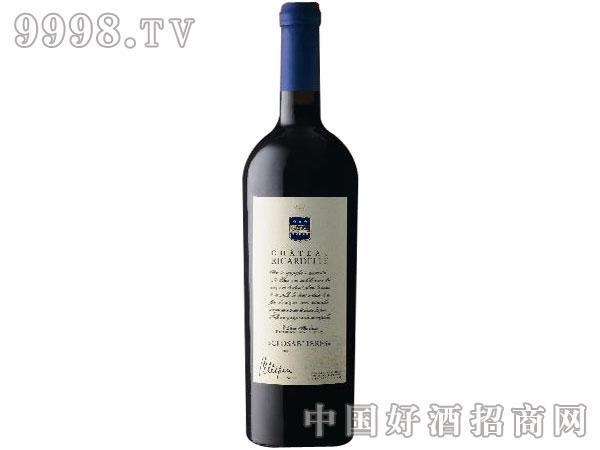 丽卡黛尔酒庄干红葡萄酒