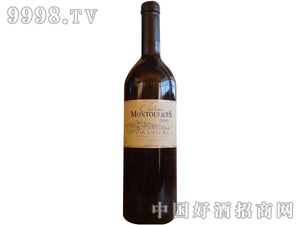 蒙图丽埃干红葡萄酒