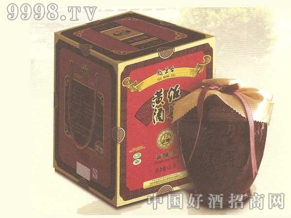 十二年陈陶坛绍兴黄酒善酿酒